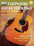 Flatpicking Guitar Essentials - Folk and Bluegrass (incl. CD)