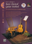 Nathaniel Gunod: Scott Tennant's Basic Classical Guitar Method 3 (incl. CD)