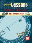 Joe Carr: First Lessons - Tenor Banjo (incl. CD & DVD)