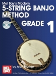 Alan Munde: 5-String  Banjo Method Grade 1 (incl. CD)