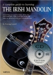 Pádraig Carroll: A Compelte Guide to Learning the Irish Mandolin (incl. CD)