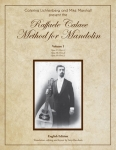 Caterina Lichtenberg & Mike Marshall: The Raffaele Calace Method for Mandolin Vol. 1