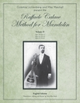 Caterina Lichtenberg & Mike Marshall: The Raffaele Calace Method for Mandolin Vol. 2