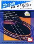 Richard Yates: Chopin for Acoustic Guitar (incl. CD)
