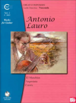 Antonio Lauro: Works for Guitar Vol. 2