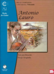 Antonio Lauro: Works for Guitar Vol. 5