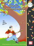 Alan Munde: Banjo for the Young Beginner (incl. CD)