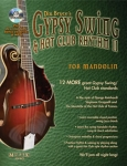 Dix Bruce's Gypsy Swing & Hot Club Rhythm 2 for Mandolin (incl. CD)