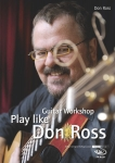 Don Ross: Guitar Workshop - Play like Don Ross (incl. DVD)