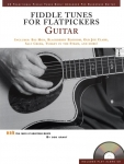 Bob Grant: Fiddle Tunes for Flatpickers - Guitar (incl. CD)
