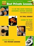 Acoustic Guitar Magazine: Best Private Lessons (incl. CD)